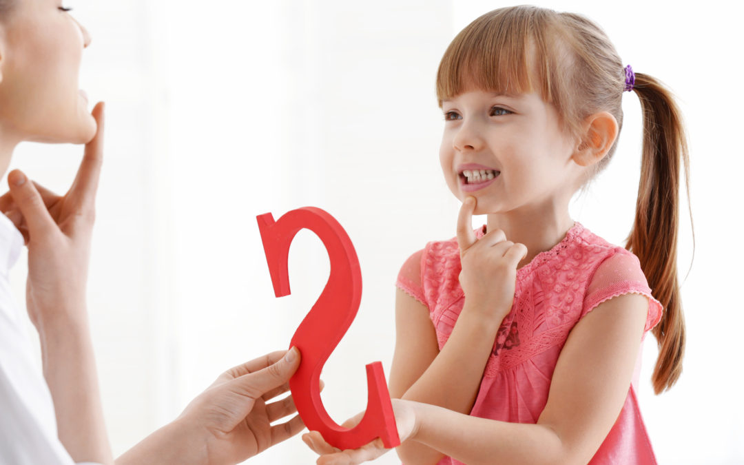 Your Child Isn't Alone: The 4 Most Common Speech Disorders a Speech Therapist Can Treat in Kids